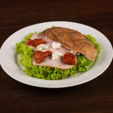 Sírio com Tomate Seco